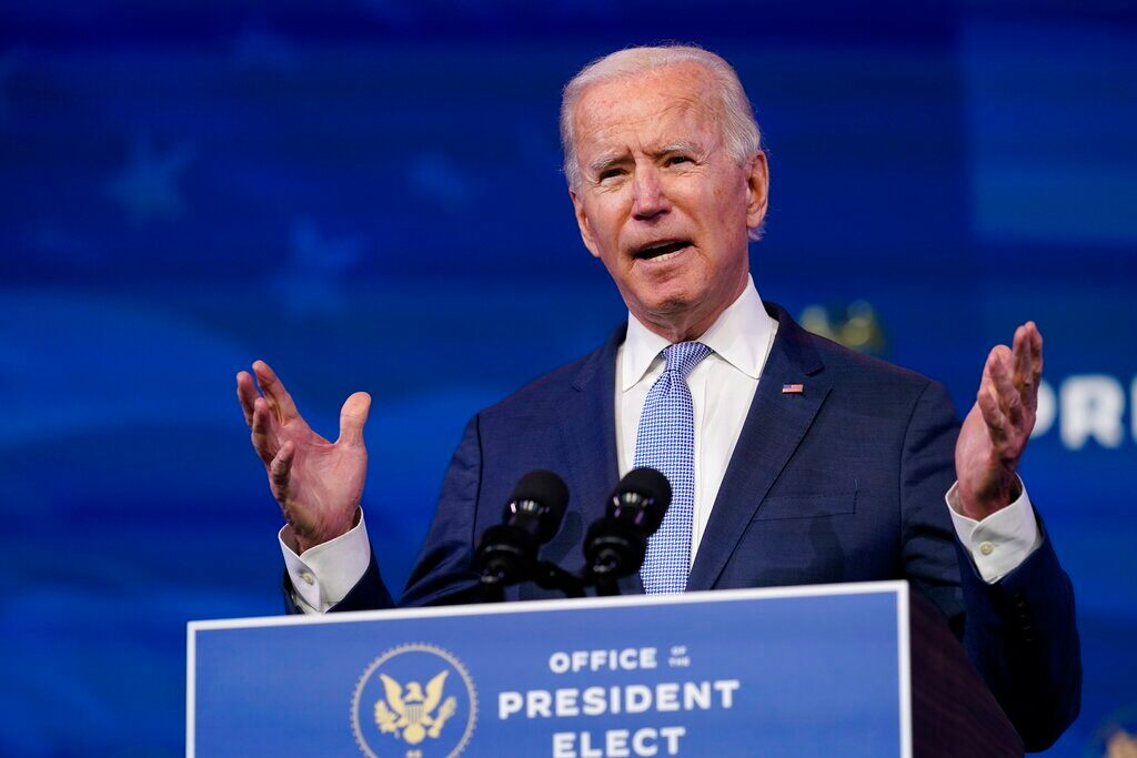 Biden advised against dismissing all of Trump's foreign policy achievements in China