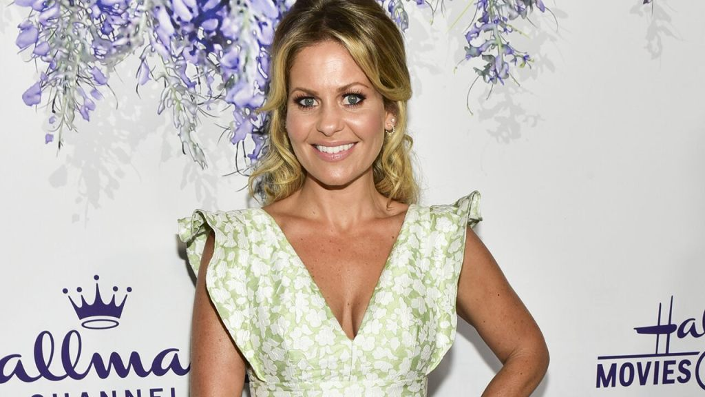 Candace Cameron Bure responds to harsh criticism of family photo: 'Do better'