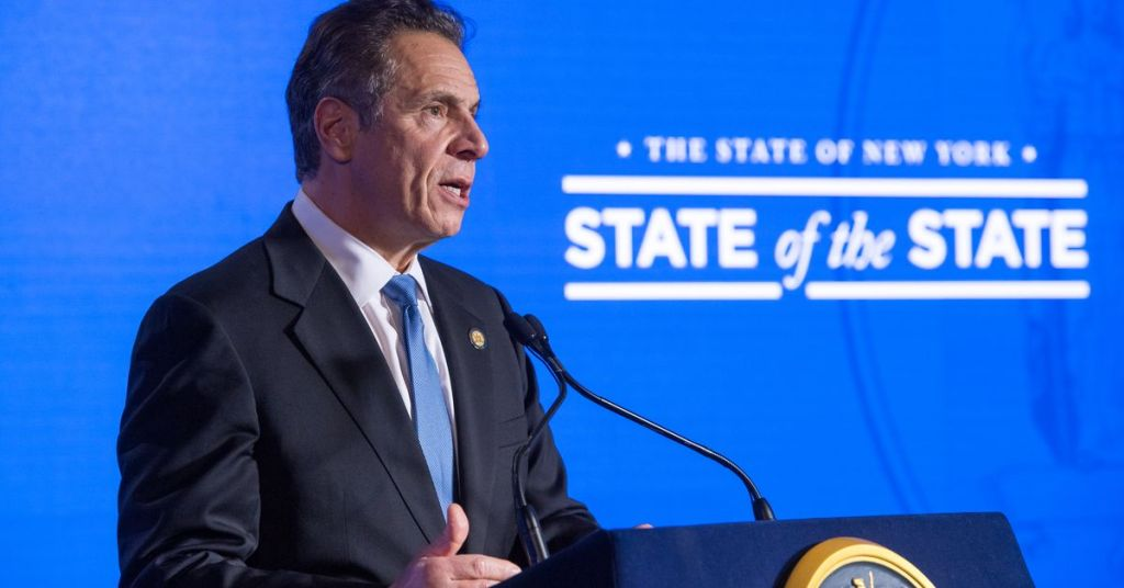 Cuomo calls for $15-a-month internet cap for low-income families