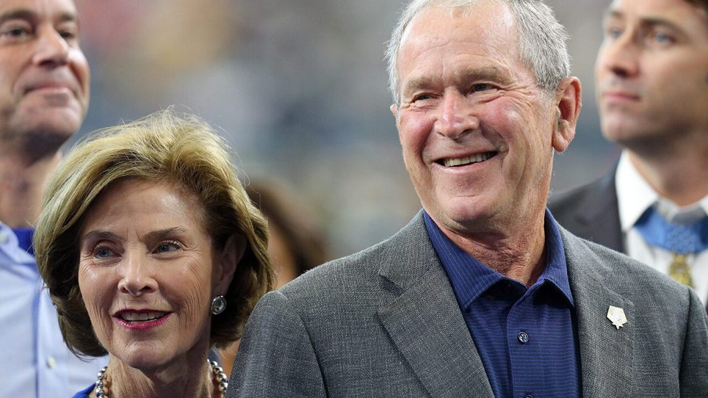 George W. Bush will attend Biden inauguration to witness 'peaceful transfer of power'