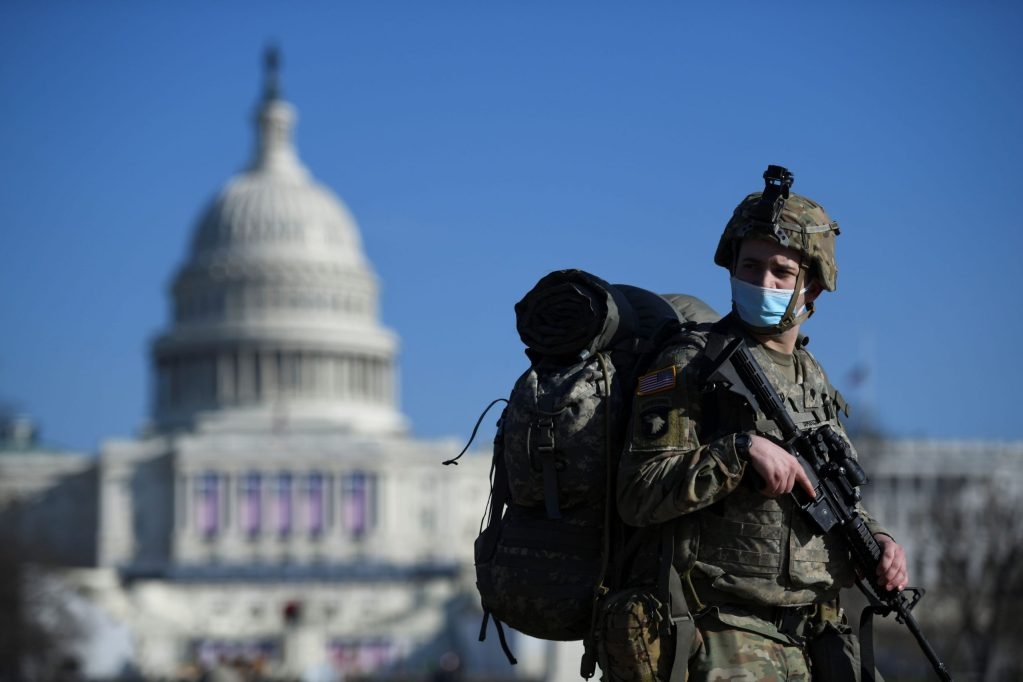 House opens probe into security failures in deadly U.S. Capitol attack
