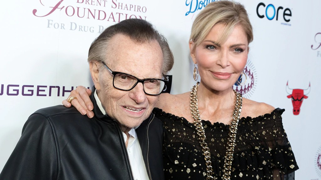 Larry King's wife Shawn King speaks out after TV talk-show icon is laid to rest: 'I'm still processing'