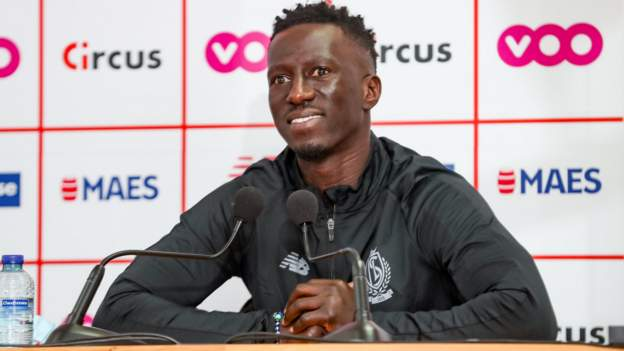 Mbaye Leye: The Senegalese taking the next step for African coaches