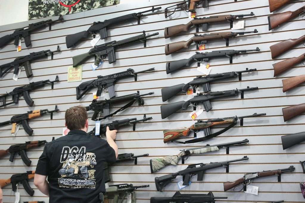 NRA files for bankruptcy, says it will reincorporate in Texas