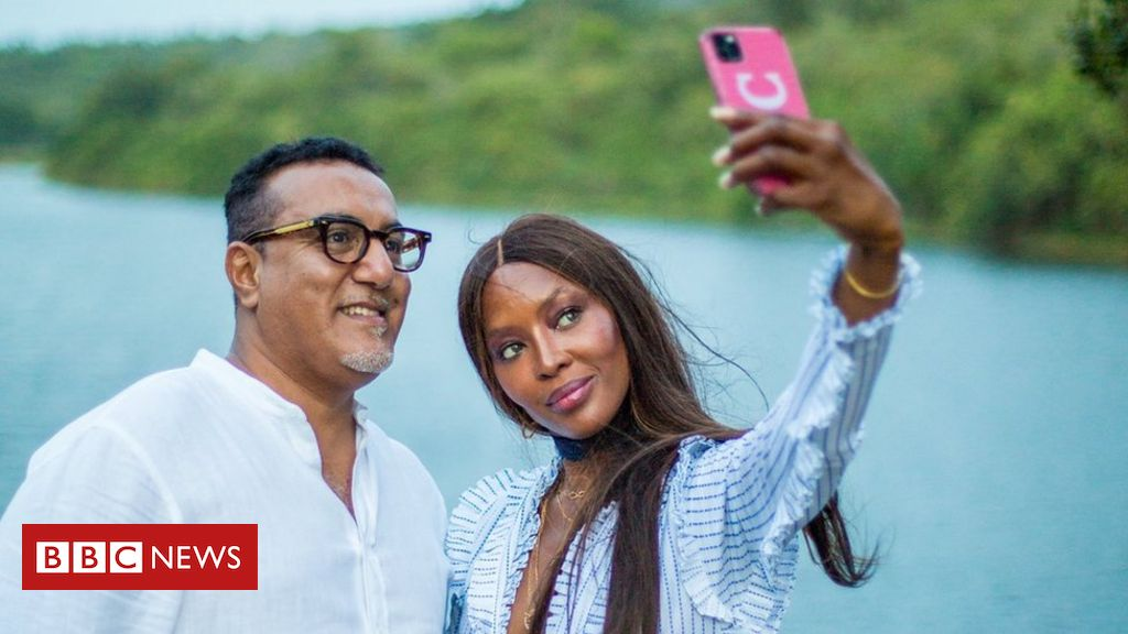 Naomi Campbell's Kenya tourism role causes row