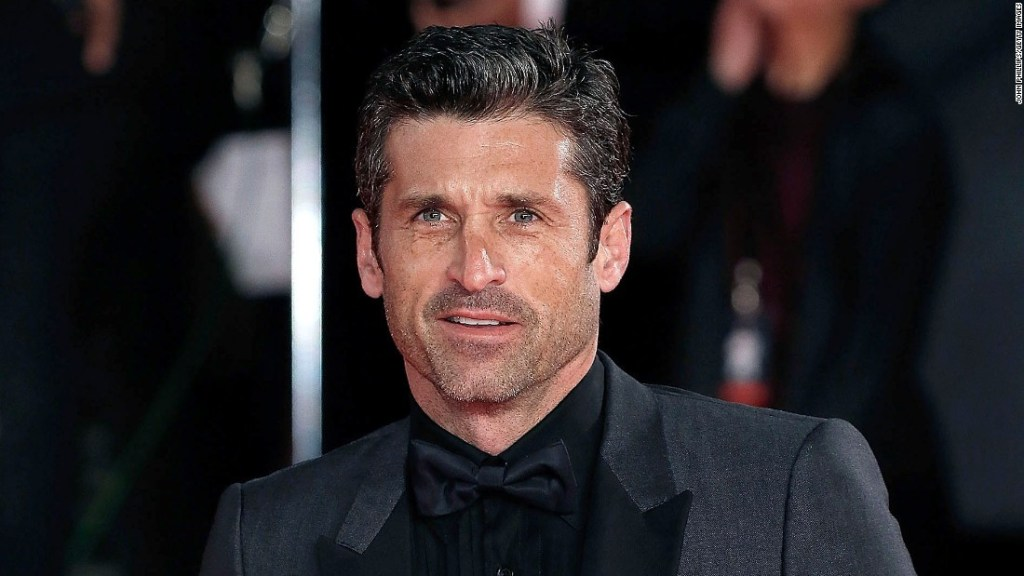 Patrick Dempsey spills details on 'Enchanted' sequel