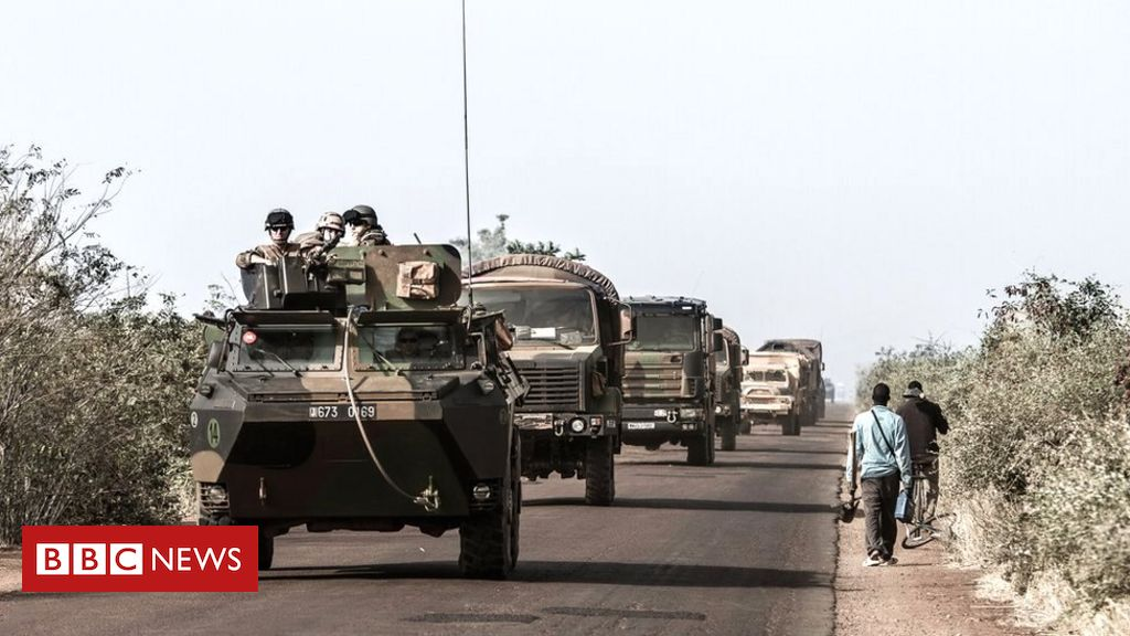 Sahel conflict: France rejects reports of airstrike on Mali wedding