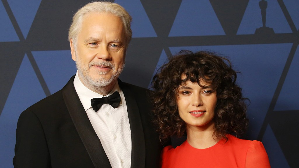 Tim Robbins files for divorce from wife Gratiela Brancusi after marrying in secret: reports