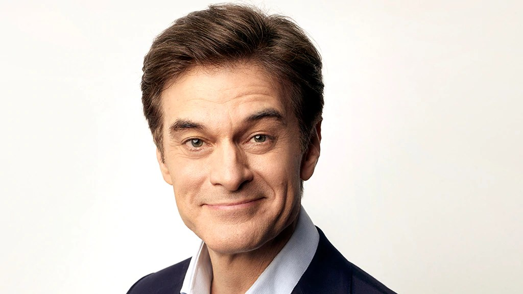 Dr. Mehmet Oz saves a person's life at airport, performs CPR