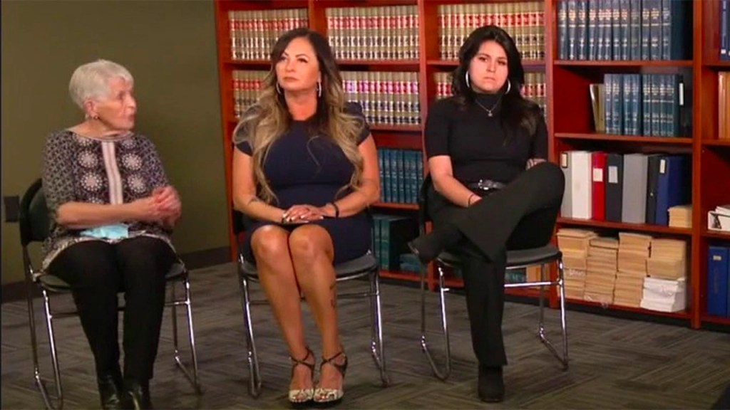 Families of crime victims push to recall LA DA Gascon, calling his policies a 'slap in the face'