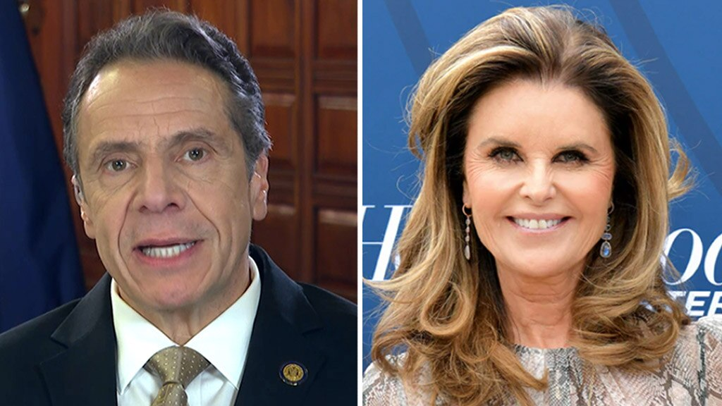 Maria Shriver reacts to Andrew Cuomo's apology: 'Will that be enough?'
