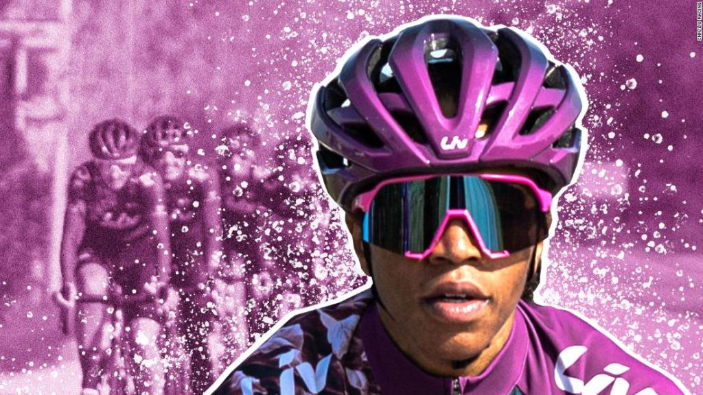 Black Lives Matter: Ayesha McGowan is the first Black American woman in pro cycling