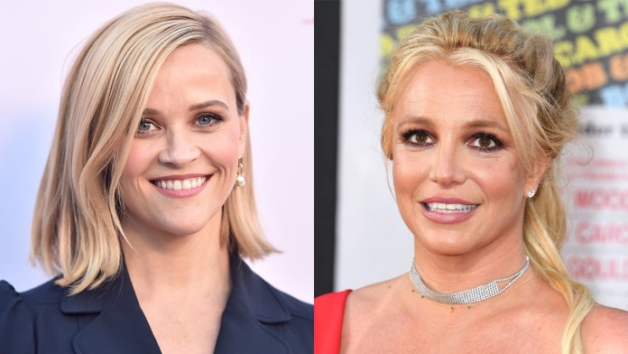 Reese Witherspoon says she, Britney Spears were treated differently by the media