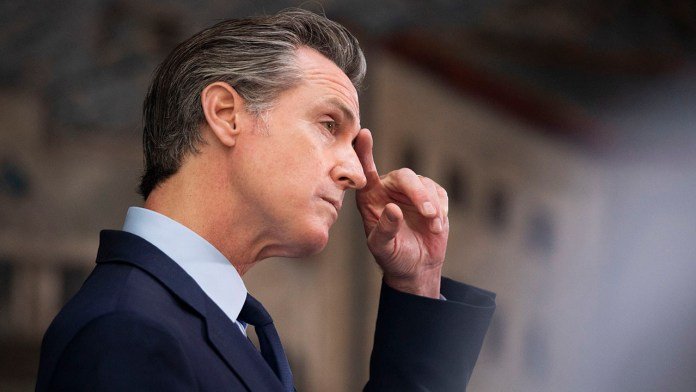California small businesses rip Newsom over more stimulus checks: 'We want to work'