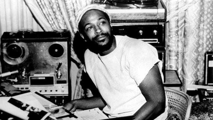 Marvin Gaye's 'What's Going On?' turns 50