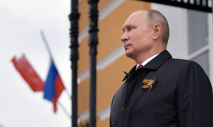 Russia Covid vaccines won't be compulsory Putin says amid skepticism