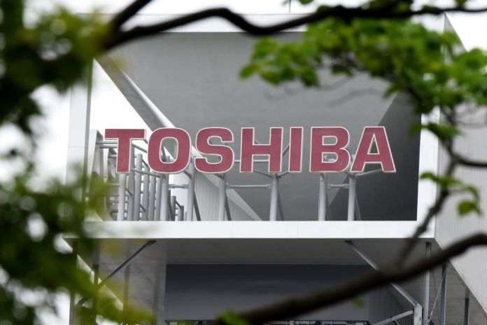 Toshiba business unit says it has been hacked by DarkSide: Reuters