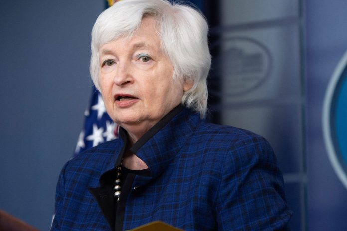 Yellen does not attend House small business hearing required by law