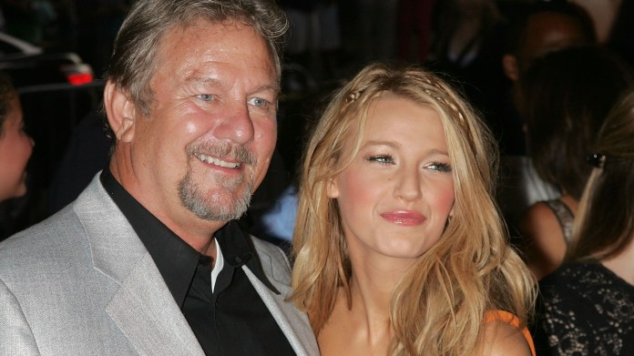 Ernie Lively, 'Sisterhood of the Traveling Pants' actor and father of Blake Lively, dead at 74