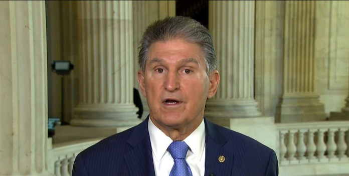 Manchin breaks from Dems on S1 election bill: 'Wrong piece of legislation' to unite US