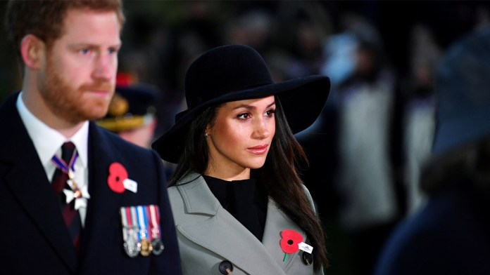 Meghan Markle, Prince Harry want to 'keep the peace' with royal family, source claims: 'All is not forgiven'