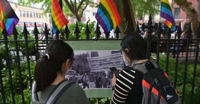 New LGBTQ curriculum includes voices left out of history textbooks