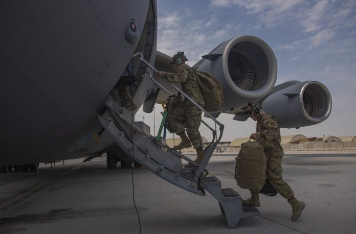 U.S. forces are halfway through their withdrawal from Afghanistan