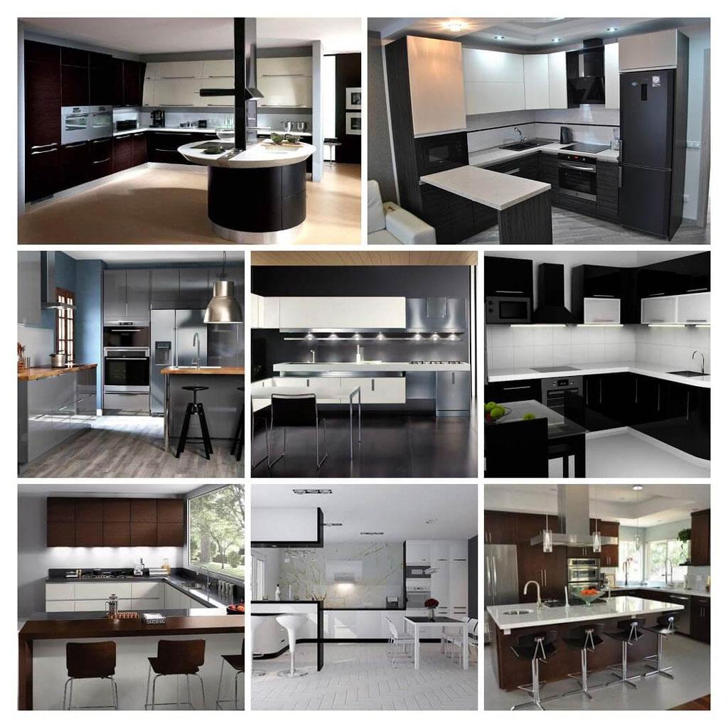 New Trends for Interior of Modern Kitchen Design 2021 ...