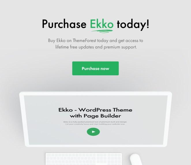 Ekko - Multi-Purpose WordPress Theme with Page Builder - 18