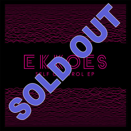 EKKOES Self_Control small SOLD OUT