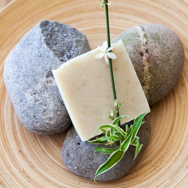 Herbal Peeler Handmade Soap