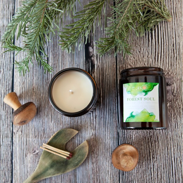 Soy Wax Candle - Forest Soul