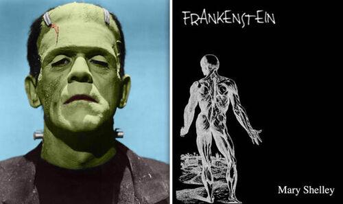Frankenstein et anonymat