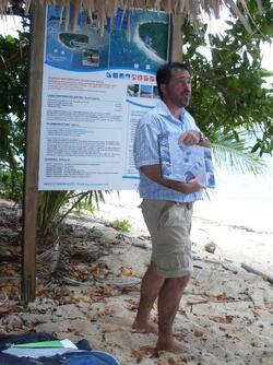 Ilot Hienga - Babou Cote Ocean - Hienghene - Nouvelle Caledonie