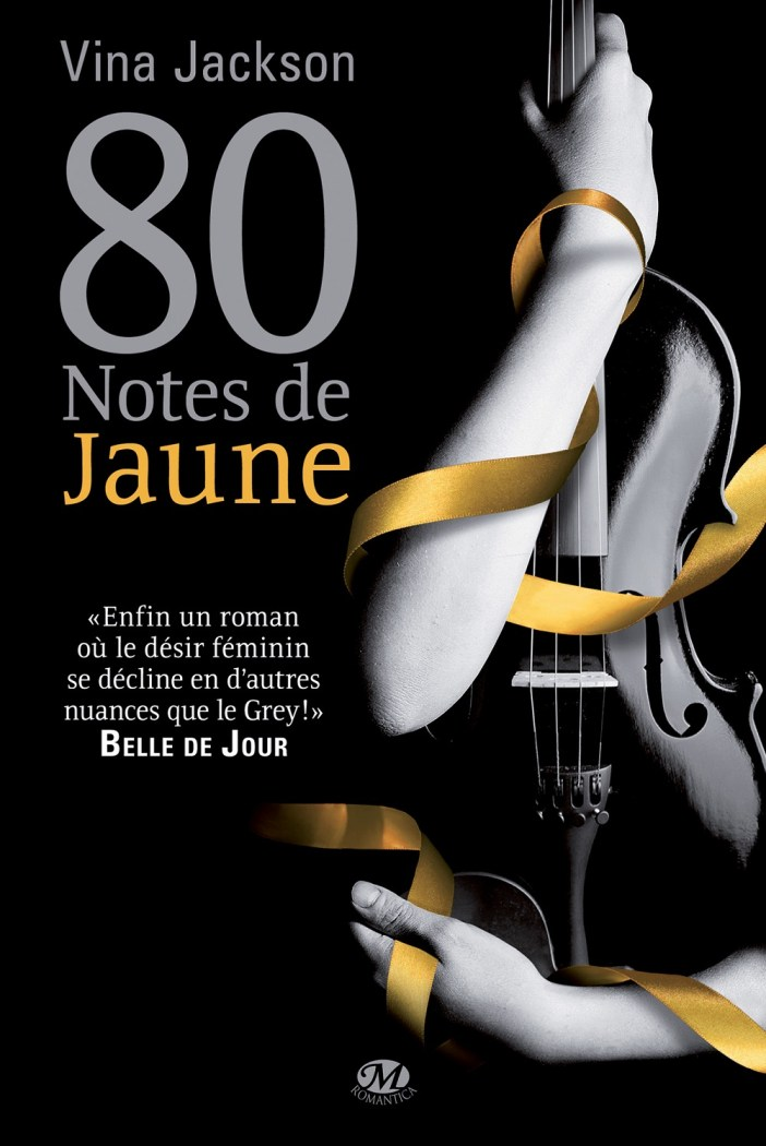 80 notes de jaune - Vina Jackson