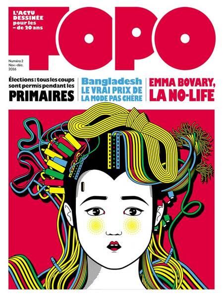 le numéro 2 de TOPO est disponible...