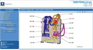 Read Peugeot wiring diagrams with Peugeot Service Box  wh1t3Zz