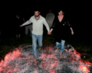 Ceux que les flammes ne brûlent pas
