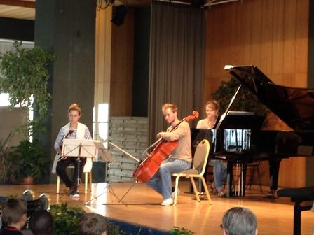 Académie Ravel : souvenir et actualité