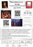 Nouvelles fiches en histoire de l'art + QRcode