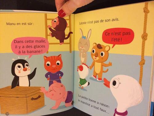 Chut les enfants lisent : Les copains du CP