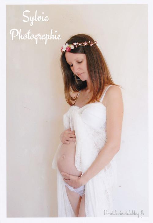 Ma séance photos de grossesse