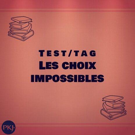 Le Tag Impossible de PKJ
