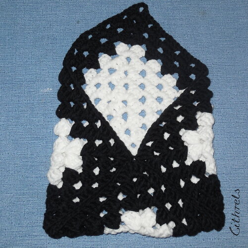 The Serial crocheteuses n°195: Granny Square