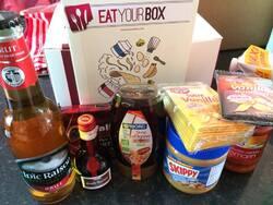Eat Your box de janvier