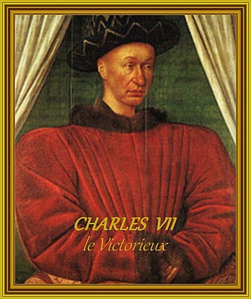 """Résultat de recherche d'images pour """"charles VII le victorieux"""""""