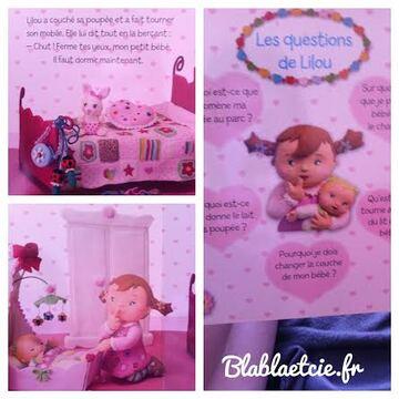 Chut les enfants lisent : Lilou joue à la poupée
