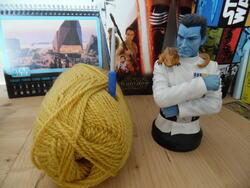 SWCE et l'ysalamir au crochet