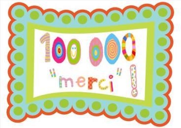 100 000 visiteurs