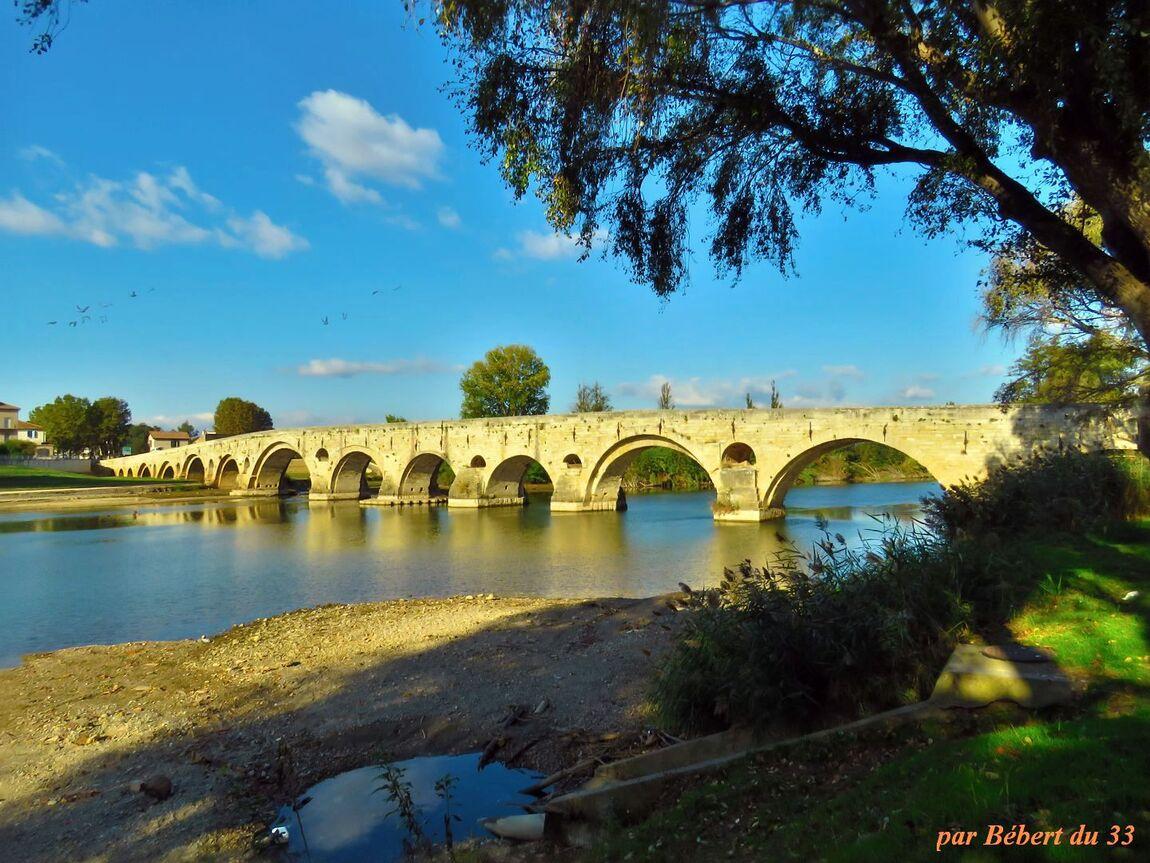 un pont à Béziers